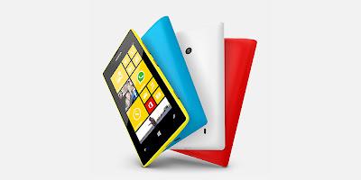 Nokia Lumia 520 ominaisuudet