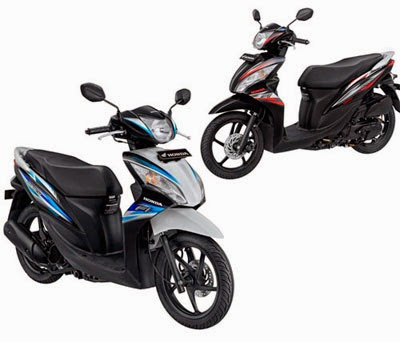 Honda Spacy Terbaru 2014