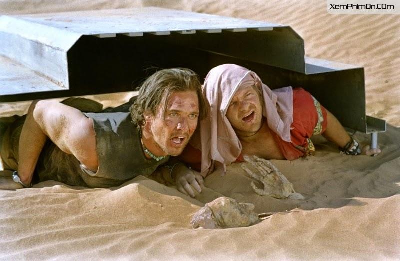 Cuộc Chiến Trên Hoang Mạc