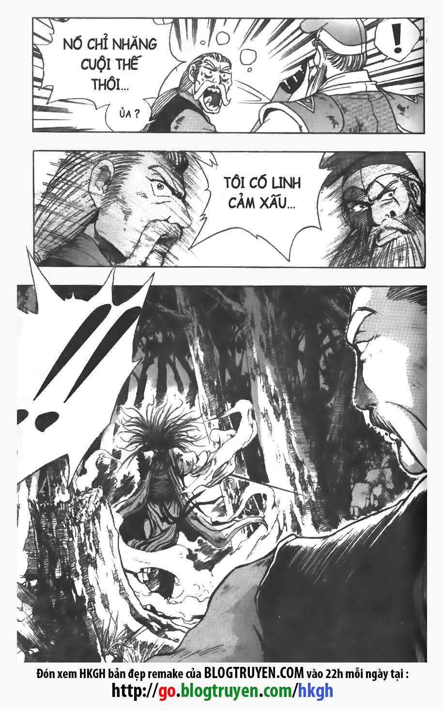 Hiệp Khách Giang Hồ - Hiệp Khách Giang Hồ Chap 108 - Pic 5