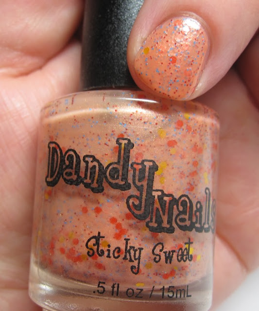 Dandy Nails Sticky Sweet
