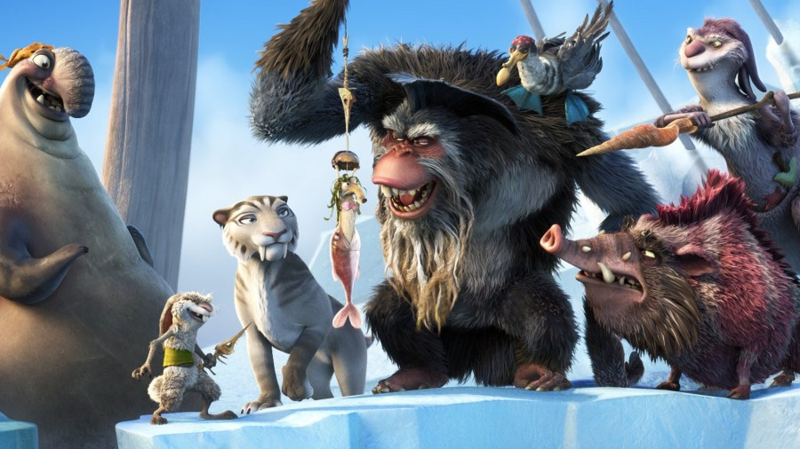 ice age 4 continental drift wallpapers - 29 Ice Age Continental Drift HD Wallpapers Backgrounds