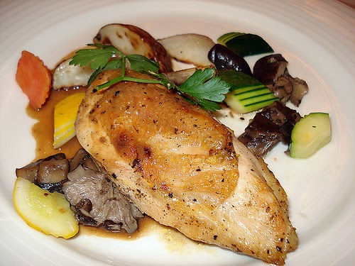 Good food chicken savoy want a chicken dinner recipe that you can leave in the oven while you prepare the rest of the meal this chicken is juicy and delectable forumfinder Gallery