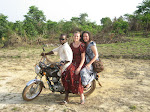 The way we get around in Liberia