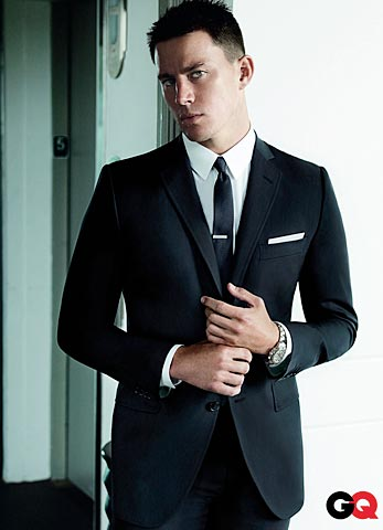 Channing Tatum Hot 2012