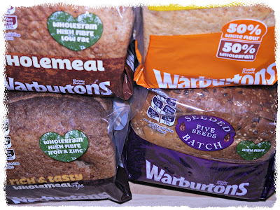 fibre, bread