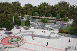 Реконструкция парка им. Лазаря Глобы.