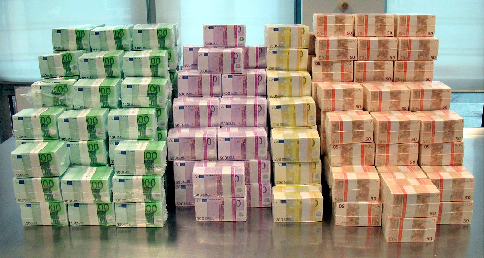 Dinheiro, Euro, EuroMilhões, Money, EuroMillions