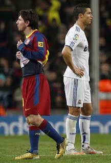 Rivalitas Tanpa Henti Ronaldo-Messi