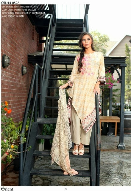 Latest Designer Lawn Collection