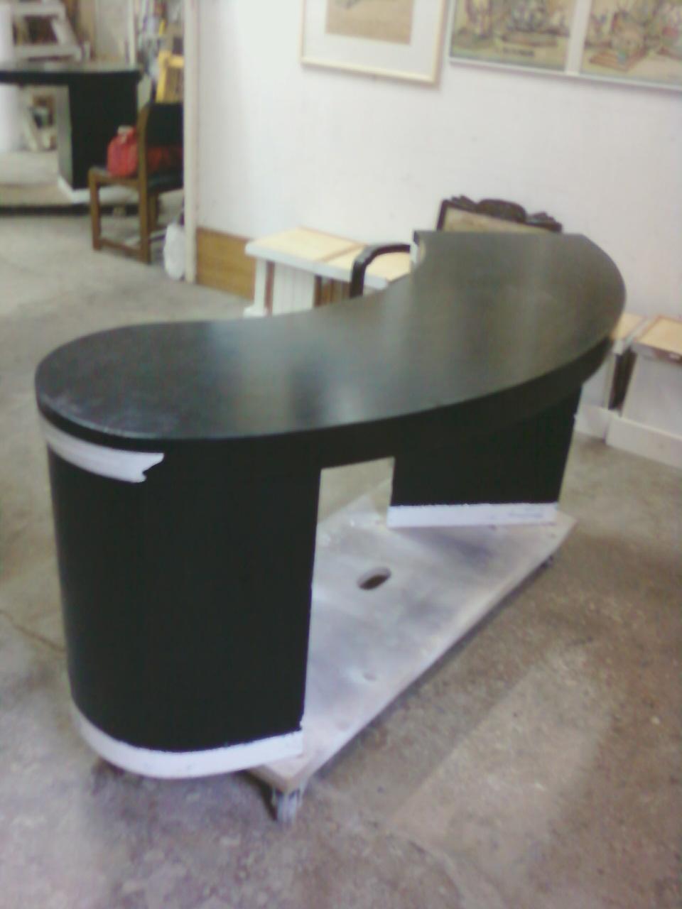 Muebles nicos restauracion mueble curvado paso a paso - Restauracion muebles valencia ...