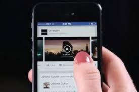Ilustrasi Fitur Autoplay Video Facebook
