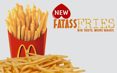 Fatassfries, just like original fries