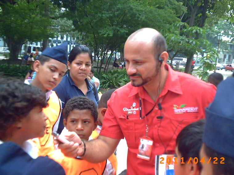 Radio comunitaria entrevista entrevista a la patrullera Isbeli Sosa