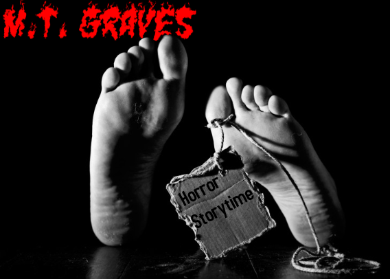 Mortimer T. Graves:  Horror Short Story Time