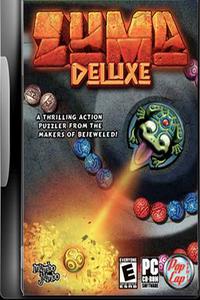 Zuma Deluxe-Cover
