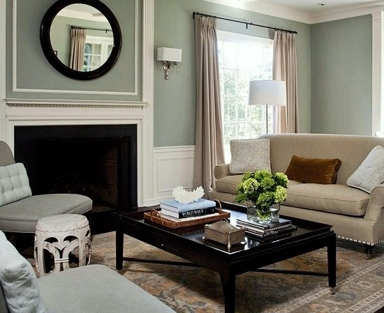 Sage Green Home Decor