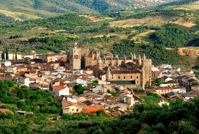 Extremadura con niños: Guadalupe y el Geoparque Villuercas
