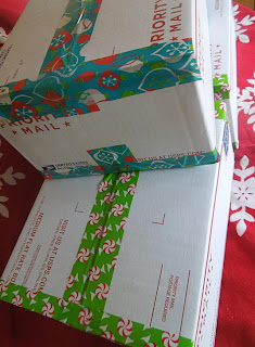 15 Tips and Tricks to Ship holiday packages and goodies #EZStart #cookieswap #Christmas