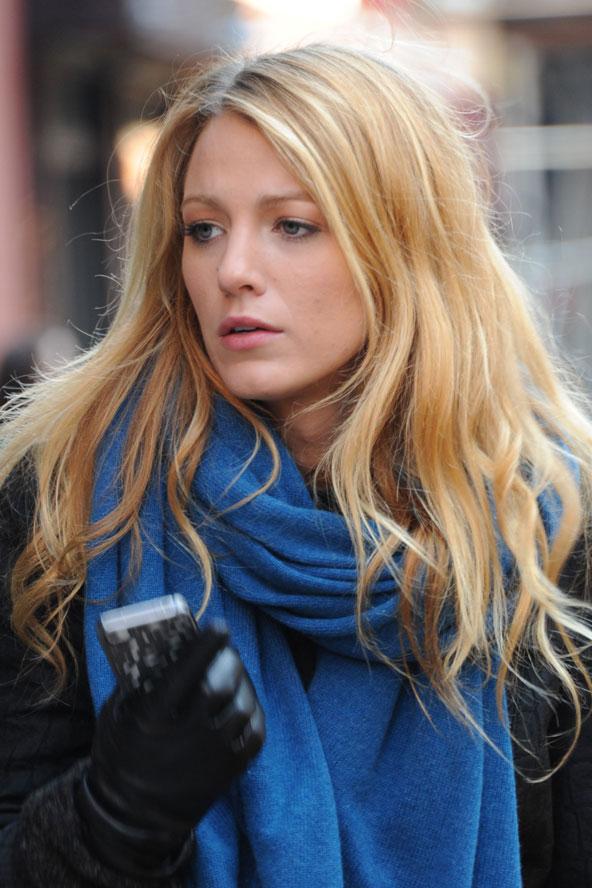 serena van der woodsen hairstyles | Gossip Girl