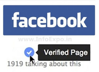 Facebook Introduced Verified Pages by a Blue Check Mark