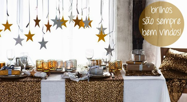 Decoraç u00e3o para o Ano novo!! Deby Dicas -> Decoração De Ano Novo Simples E Barata