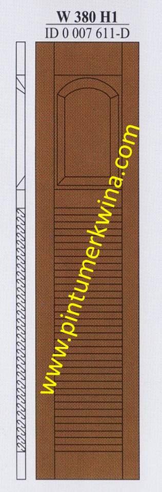 PINTU WINA TYPE W380 H1