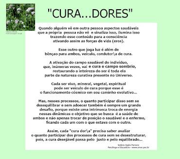 """CURA...DORES"""