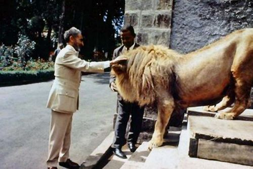 1~*~9: His Imperial Majesty Haile Selassie I, Conquering ... Conquering Lion Of Judah