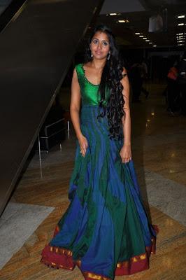 playback female singer smitha rwalk latest photos