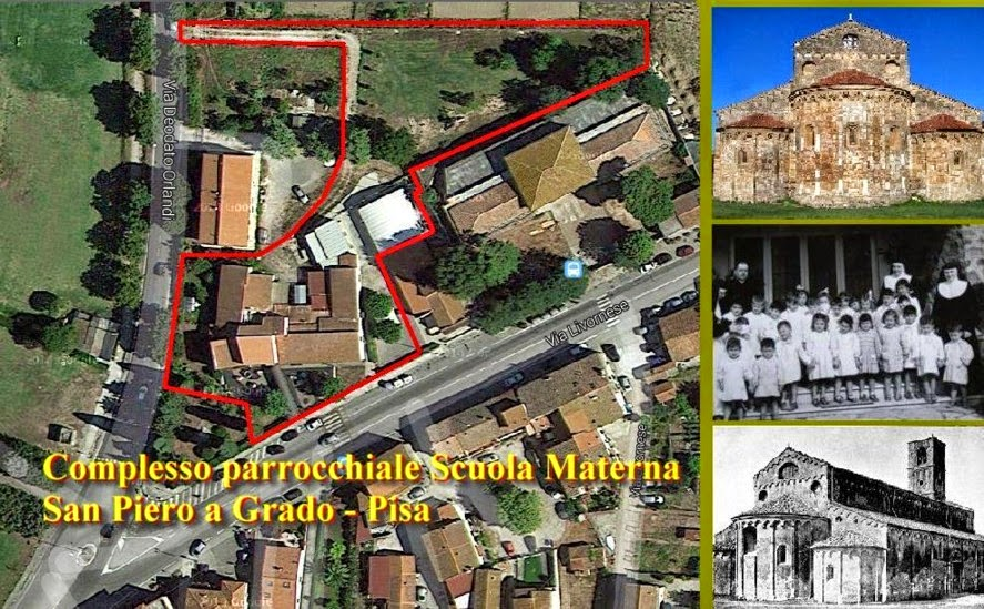 Scuola Materna San Piero a Grado - Pisa