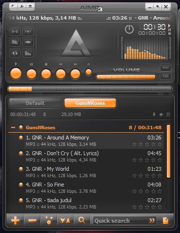 AIMP 3.60 Build 1483 Terbaru 27 Februari 2015