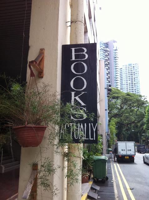 Booksactually Singapore