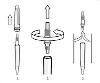 Ballpoint Pen Mechanism