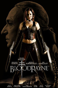 Poster Of BloodRayne (2005) In Hindi English Dual Audio 300MB Compressed Small Size Pc Movie Free Download Only At World4ufree.Org