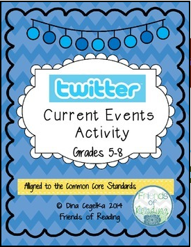http://www.teacherspayteachers.com/Product/Common-Core-Interactive-Twitter-Activity-Current-Events-1190044