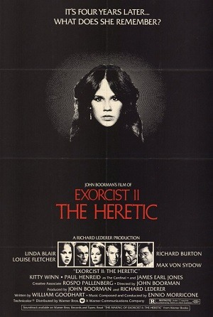 Filme O Exorcista 2 - O Herege 1977 Torrent