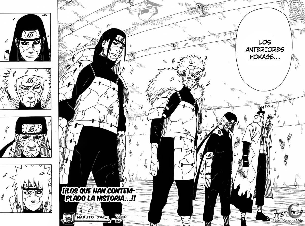 NSM 618 Naruto Shippuden Manga 618