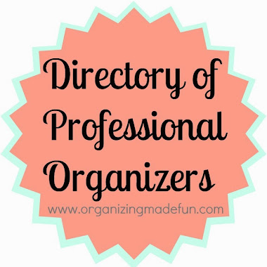 Need professional help with organizing?