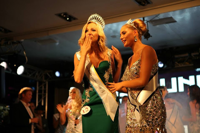 Miss Universe Sweden 2013 Alexandra Friberg