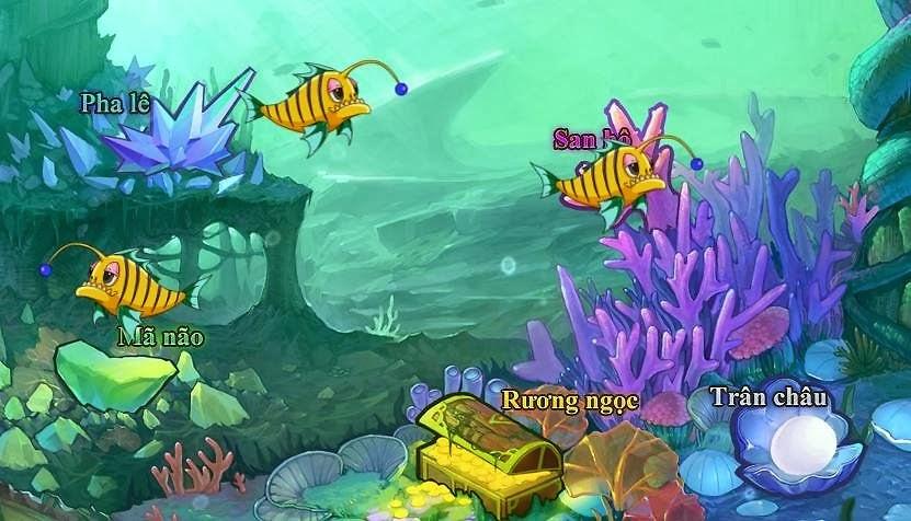 Hoạt động in-game đồ sộ cũng là một trong những điểm cộng to lớn của tựa game nhập vai  này.