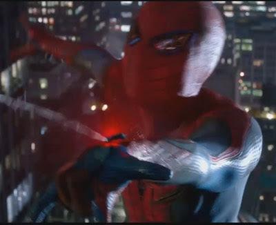 Novo filme do Homem Aranha 3D