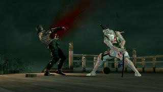 Ninja Blade PC Game Gameplay