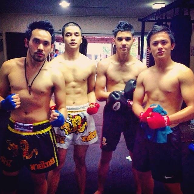 Adly Fairuz Sixpack Boxing