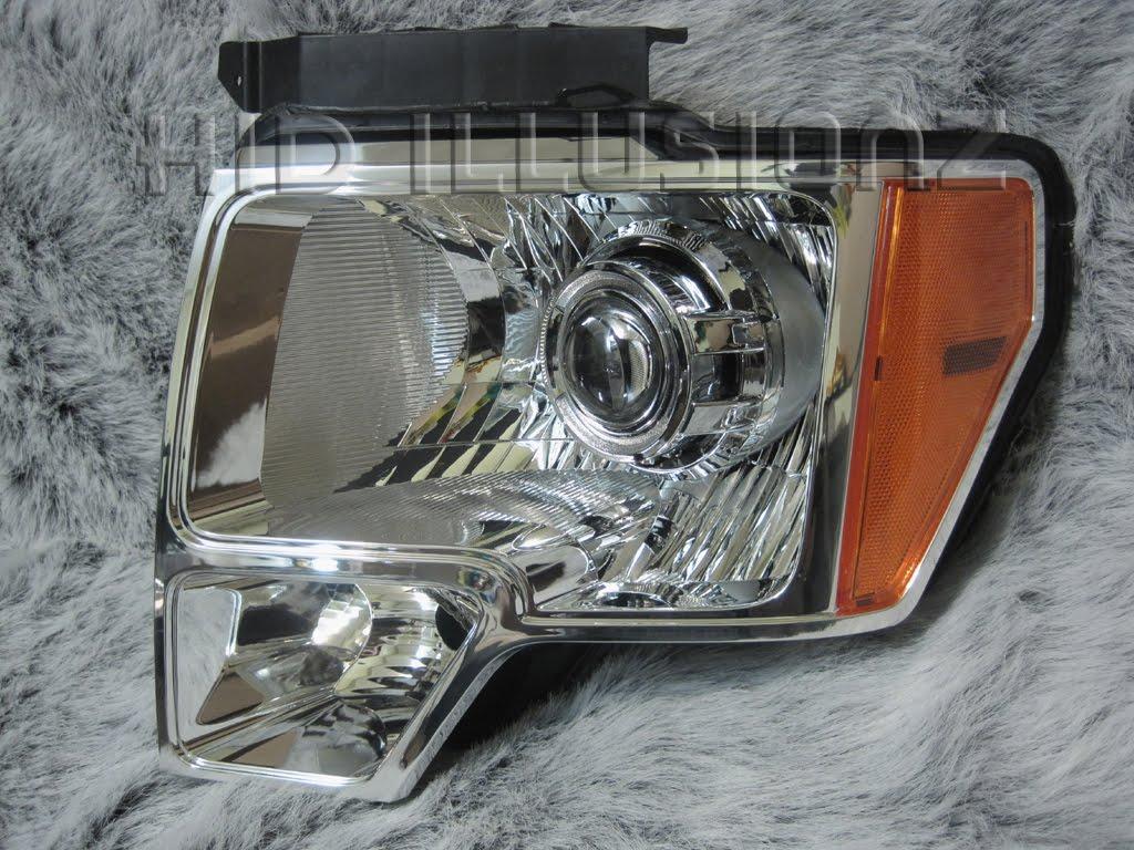 HID ILLUSIONZ: Ford F150 Lariat 4x4 Supercrew FX35 Cayenne ...