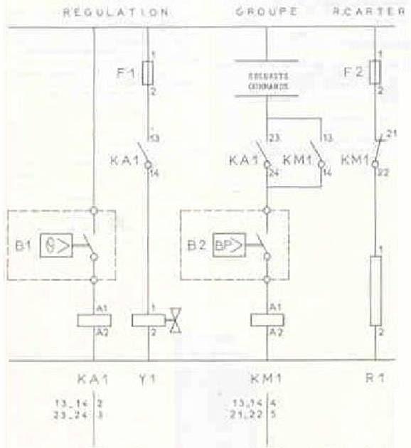 Froid clim r gulateur par tirage au vide unique single - Calcul puissance chambre froide ...
