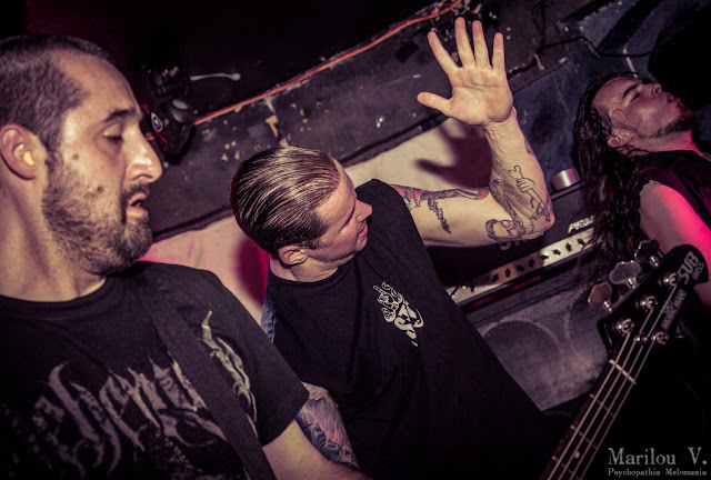 Ben & Xerus & Shaun (Resistance)
