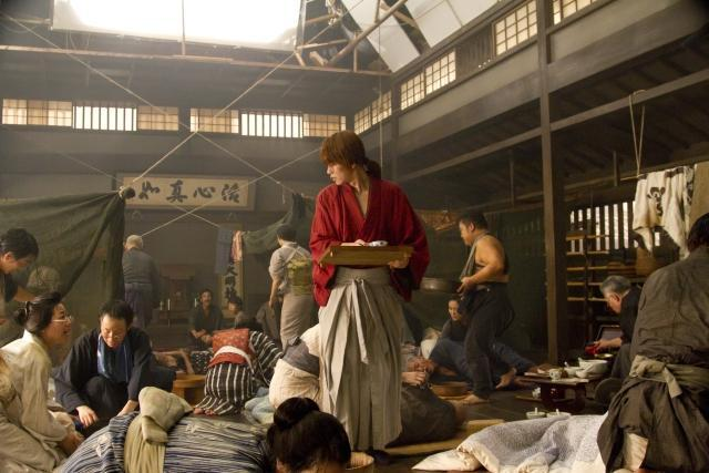 THE POWER OF FILM: Rurouni Kenshin Live-Action Movie