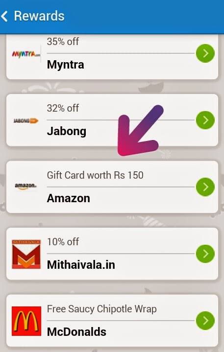 Hike Diwali Special Reward : Get Rs 150 Gift Card from Amazon on this Diwali, how to get amazon gift card, hike diwali reward offer october 2014, online shoping from amazon.com, save money online from rechargeoverload