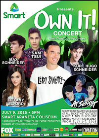 Own It! Concert
